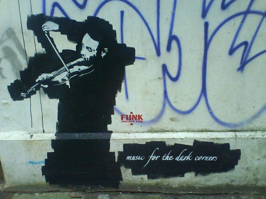 Funk 25 Street Art Hamburg