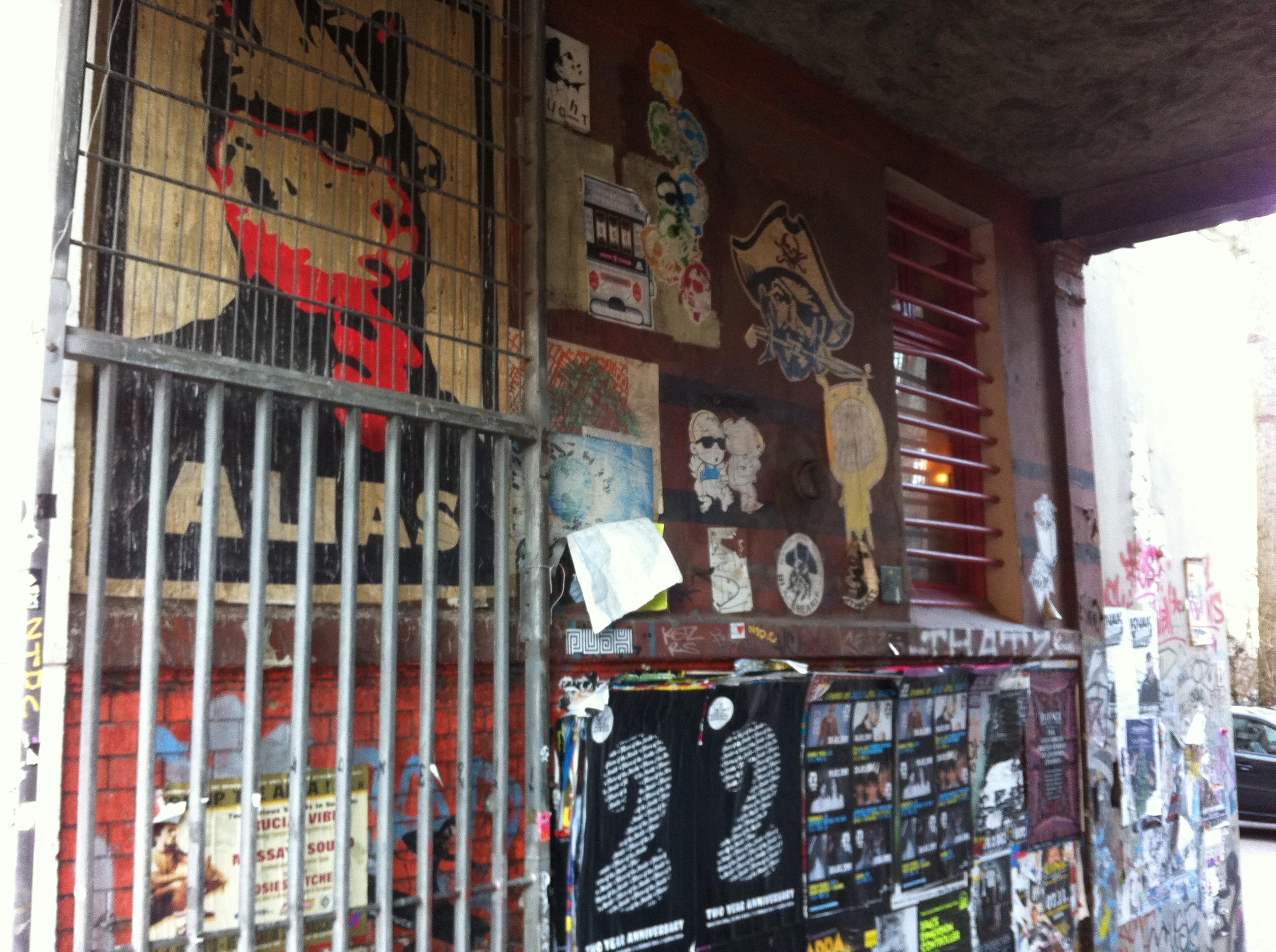 Street Art Schanzenviertel