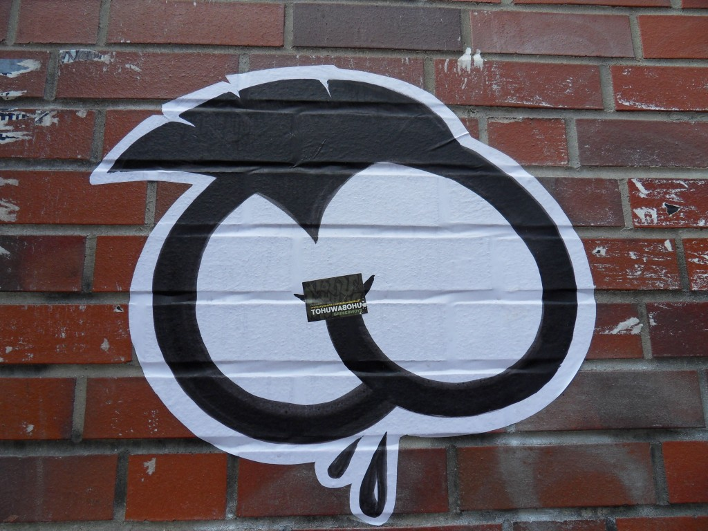 Bum Bum Street Art