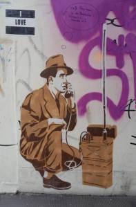 Street Art Hamburg Schanze