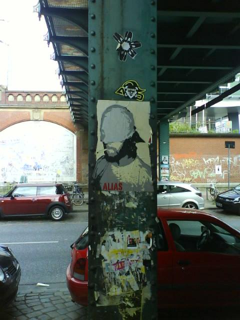 Alias Street Art