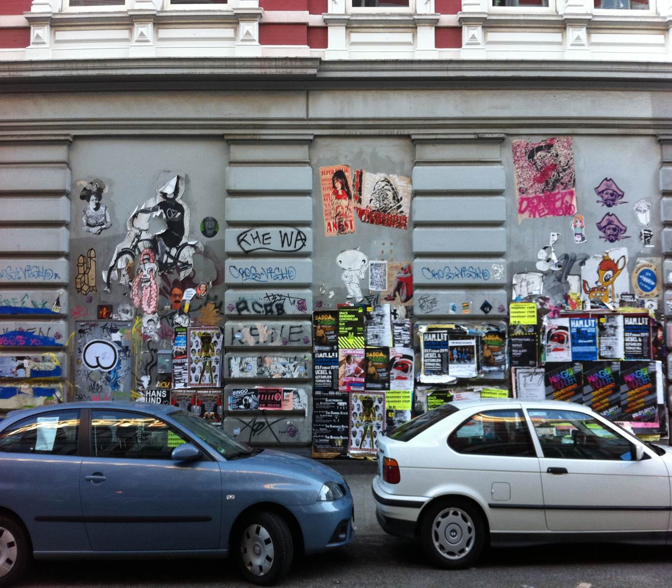 Street Art Hamburg